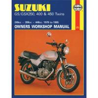 Haynes Suzuki Shop Manual