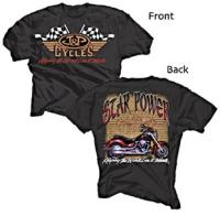 J&P Cycles® Yamaha Road Star' Star Power' T-Shirt