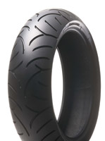 Bridgestone Battlax BT-021-U 190/50ZR17 Rear Tire