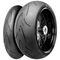 Continental Race Attack 120/70ZR-19 Front Tire