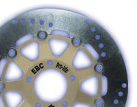 EBC Pro-Lite Solid Rear Rotor