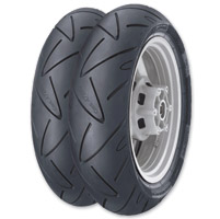 Continental Conti  Road Attack 120/70ZR-18 Front Tire