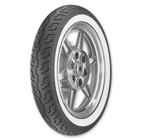 Dunlop K177 120/90-18 Wide Whitewall Front Ti