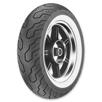 Dunlop K555 170/80-15 Wide Whitewall Rear Tire