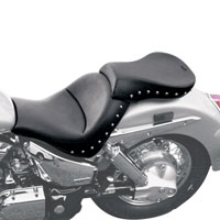 Saddlemen Renegade Touring Studded Pillion Pad