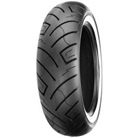 Shinko 777 130/90-16 Wide Whitewall Rear Tire