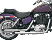 MAC Slash-Cut Staggered 2-into-2 Exhaust System