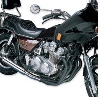 MAC 4-into-1 Canister System with Black Muffler