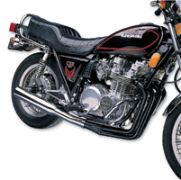 MAC 4-into-1 Canister System with Chrome Muffler