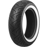 IRC GS-23 170/80-15 Wide Whitewall Rear Tire
