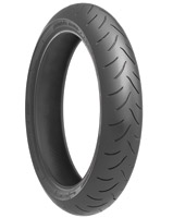 Bridgestone Battlax BT016 120/70ZR17 Front Tire