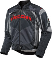 ICON Men's Slate Gray Contra Jacket