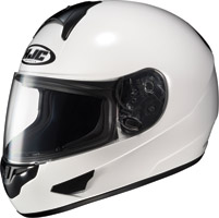 HJC CL-16 White Full Face Helmet