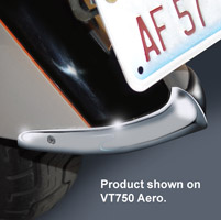 National Cycle Rear Fender Tip for VT750C2