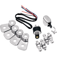 K&S Universal Turn Signal Wiring Kit with Bracket