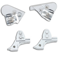 Show Chrome Accessories Driver Peg Lowering and Mounting Bracket for Honda GL1800