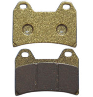 Lyndall Brakes Gold Plus Front Brake Pads