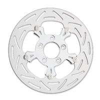 Arlen Ness Chrome G3 Floating Rotor for Victory