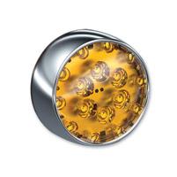 Kuryakyn Bullet LED Front Turn Signal Inserts