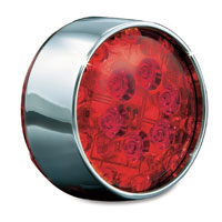 Kuryakyn Bullet LED Rear Turn Signal Conversion