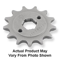 JT Sprockets 17 Tooth Steel Front Sprocket