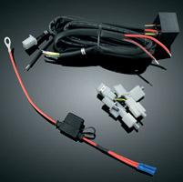 Kuryakyn Trailer Wiring Harness for GL1800 Gold Wing