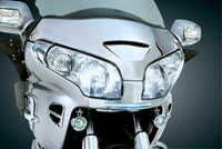 Show Chrome Accessories LED Day Running Light for Gold Wing