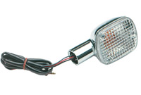 K&S Clear Front Turn Signal for Honda