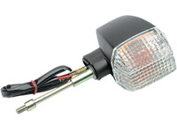 K&S Clear Front Turn Signal for Kawasaki