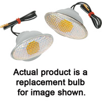 K&S Replacement Bulb for Large Marker Lights