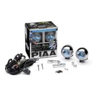PIAA Powersports 1100X Platinum Lamp Kit with Mounting Bracket