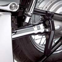 Big Bike Parts Drive Shaft Cover