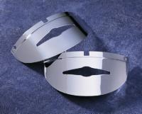Show Chrome Accessories Celestar Turn Signal Visors