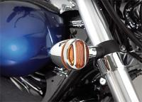 Show Chrome Accessories Turn Signal Grills