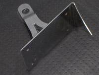 Tomahawk Side Mount Vertical License Plate Kits