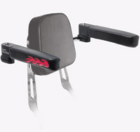 Love Handles Flamed Arm Rests for Honda