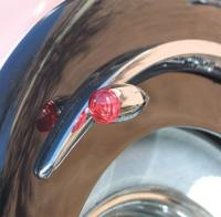 Baron Custom Accessories Smooth Bullet Marker Lights