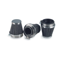 EMGO Universal Clamp-On Air Filters 52mm