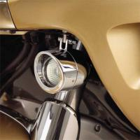 Show Chrome Accessories Mini Halogen Driving Lights