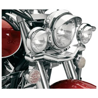 Show Chrome Accessories Contour Driving Lights