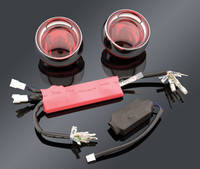 Kuryakyn Triple Whammy Run-Turn-Brake Light Kit