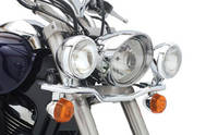 Cobra Lightbar with Spotlights for Suzuki C109R
