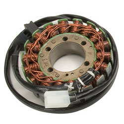 K&L Supply Co. Charge Guard Replacement Stator for Suzuki