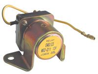 K&L Supply Co. Starter Relay for Suzuki