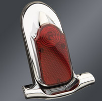 Kuryakyn Tombstone Taillight with Turn Signal Bar