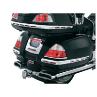 Kuryakyn Saddlebag Taillight Accents for GL1800 Gold Wing