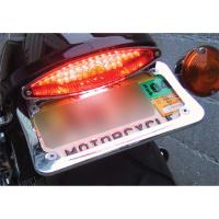 Motorcyclemods 98-07 Honda Shadow Spirit/Black Widow-LED Wide-Cateye Taillight Modification