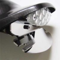 Motorcyclemods Yamaha V-Max 1990-2007 and 2009 Models Oblong LED-Cateye Taillight Modification