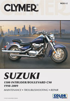 Clymer Suzuki Motorcycle Repair Manual