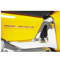Chrome Side Cover Trim